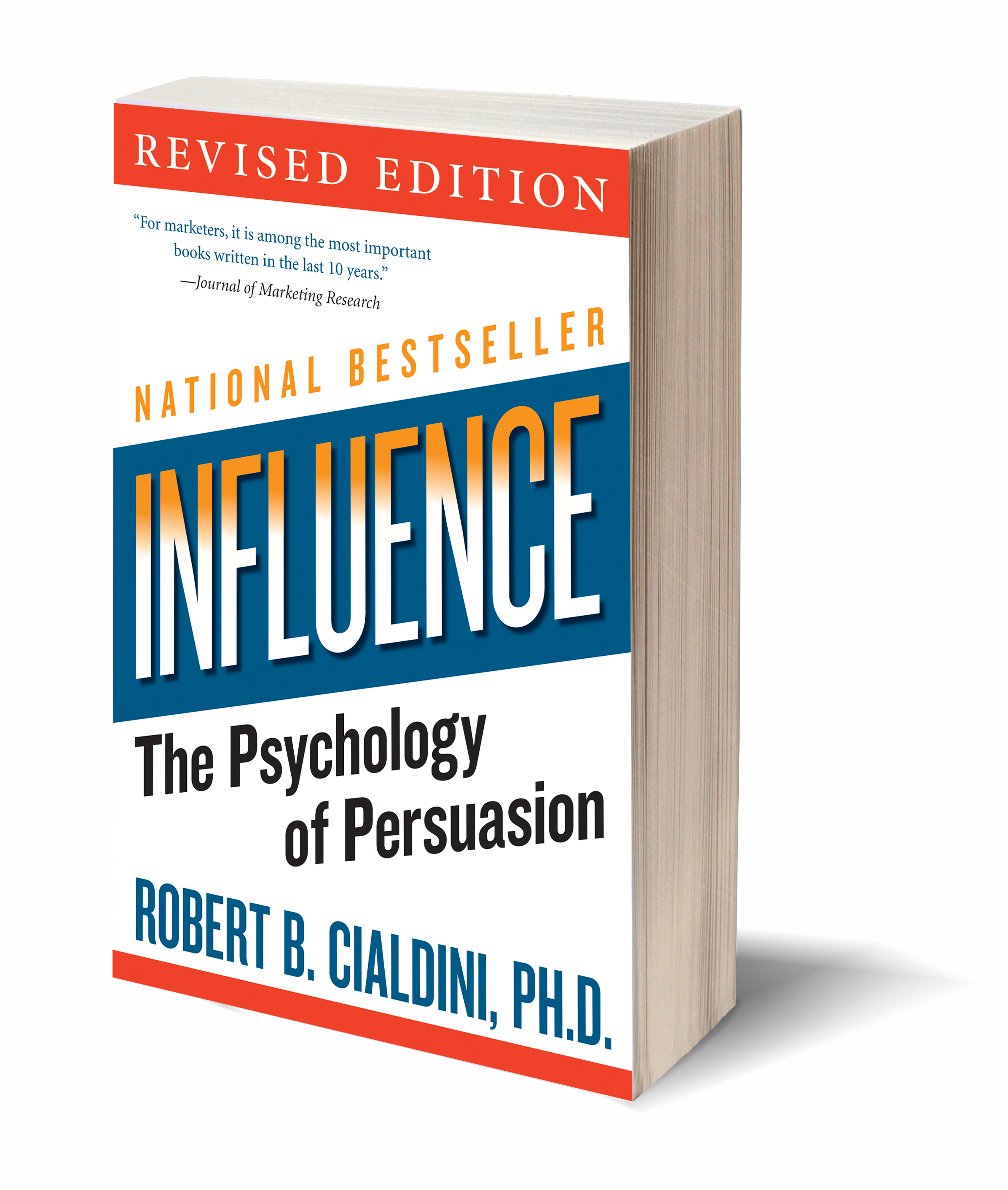 Holiday Read: Laws of Influence, the Psychology of Persuasion by Robert B. Cialdini