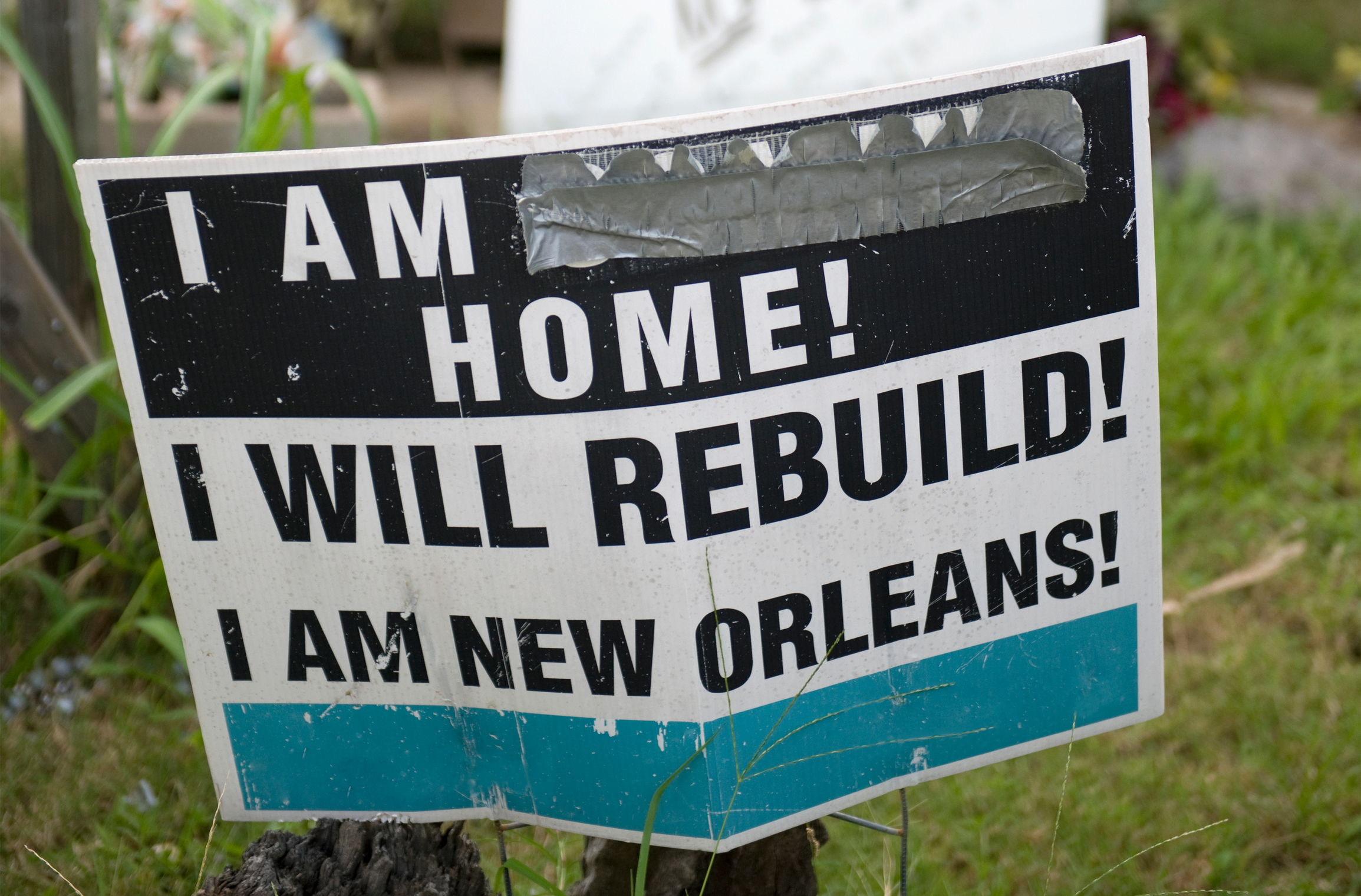 Five community engagement lessons from Hurricane Katrina